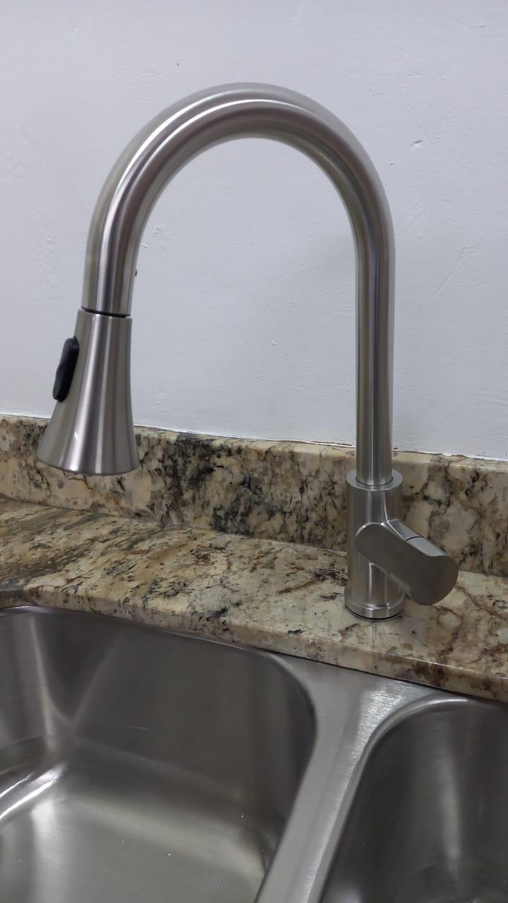 Kitchen (faucet)